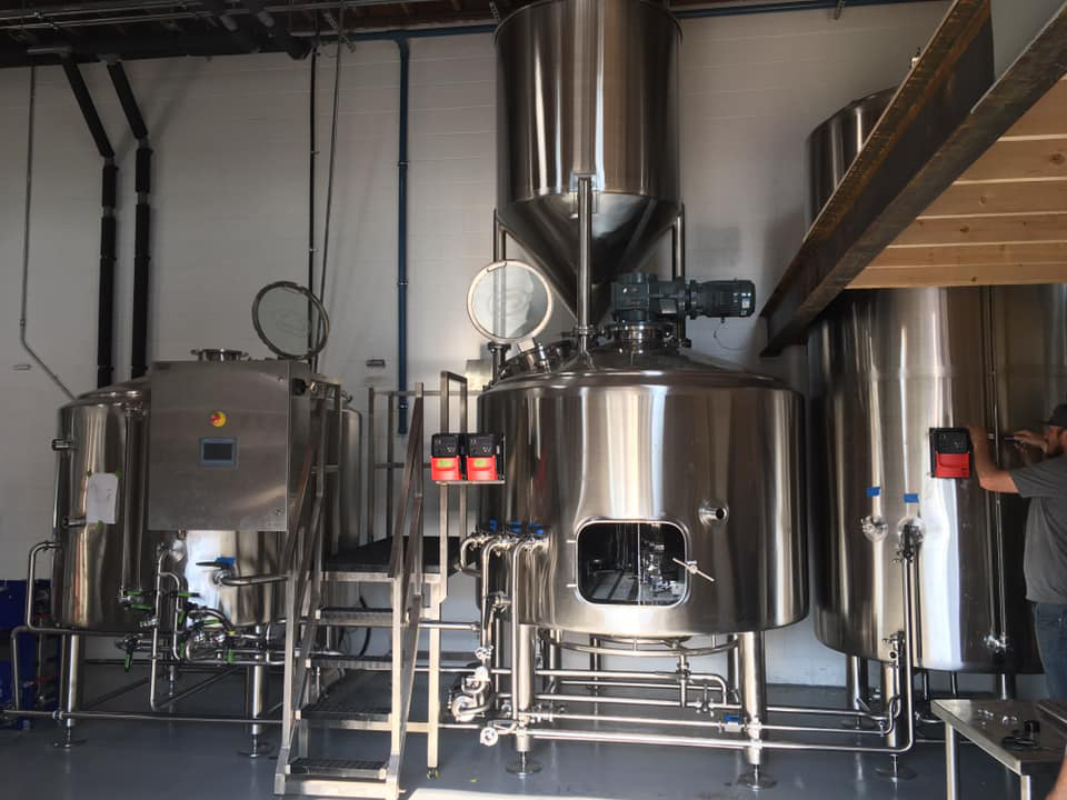 Brewing equipment and services - beverage container